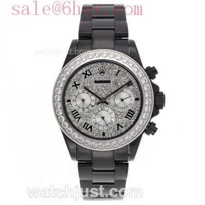 black diamond patek philippe